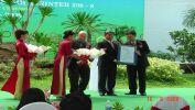 Lễ đón nhận chứng chỉ Iso 14001:2004